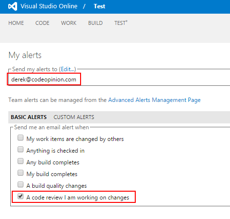 Code Reviews with Visual Studio