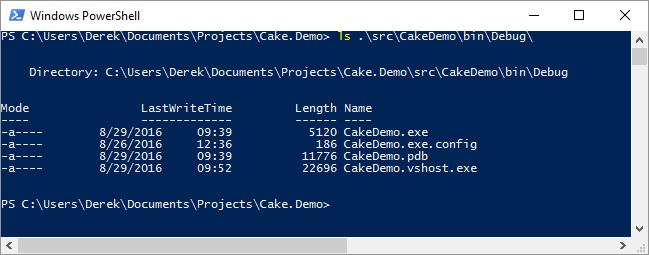 Automating Builds with Cake (C# Make) - CodeOpinion