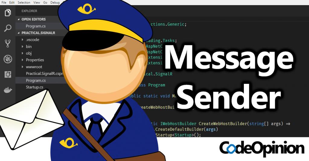 Message Sender