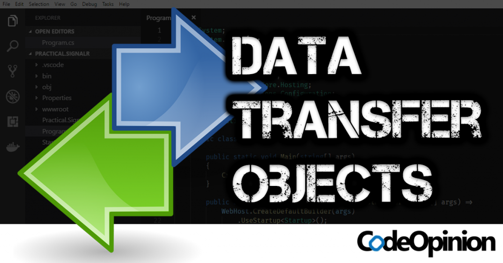 Data Transfer Objects
