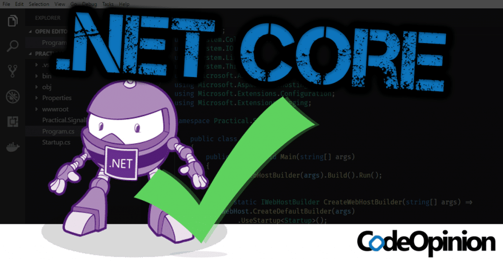 Migrating to .NET Core: Mission Complete