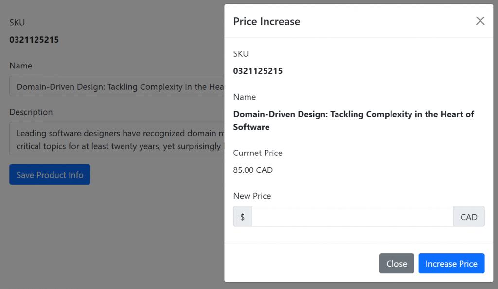 Task Based UI